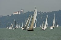 11. Sailing boats on Lake Balaton
