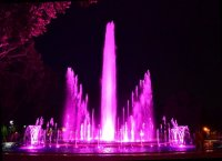 Margaret Island - Musical fountain