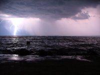 12. Storm on Lake Balaton